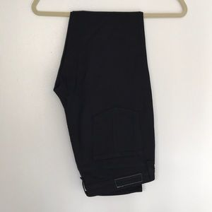 Rag & Bone, Black Legging Jeans